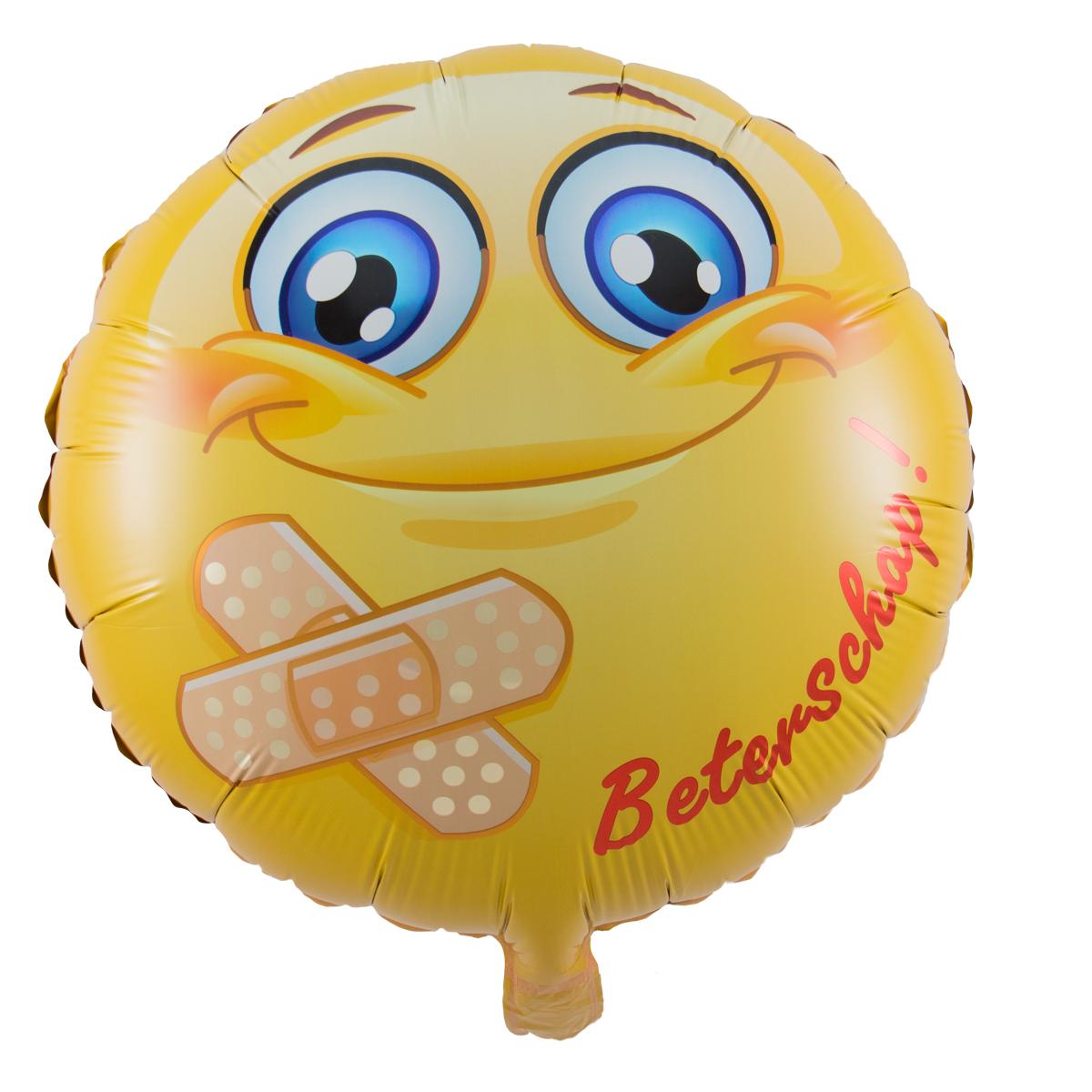 Folieballon Beterschap