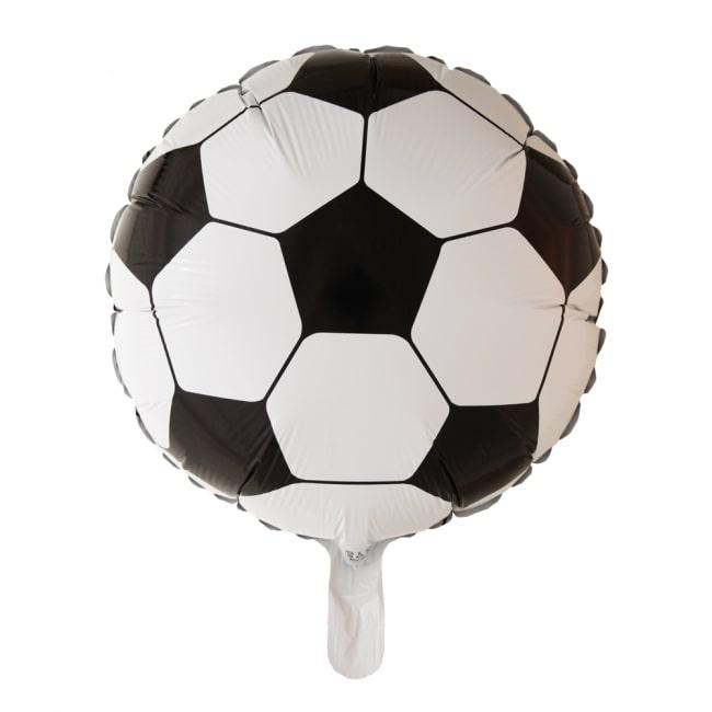 Folieballon Voetbal 46cm