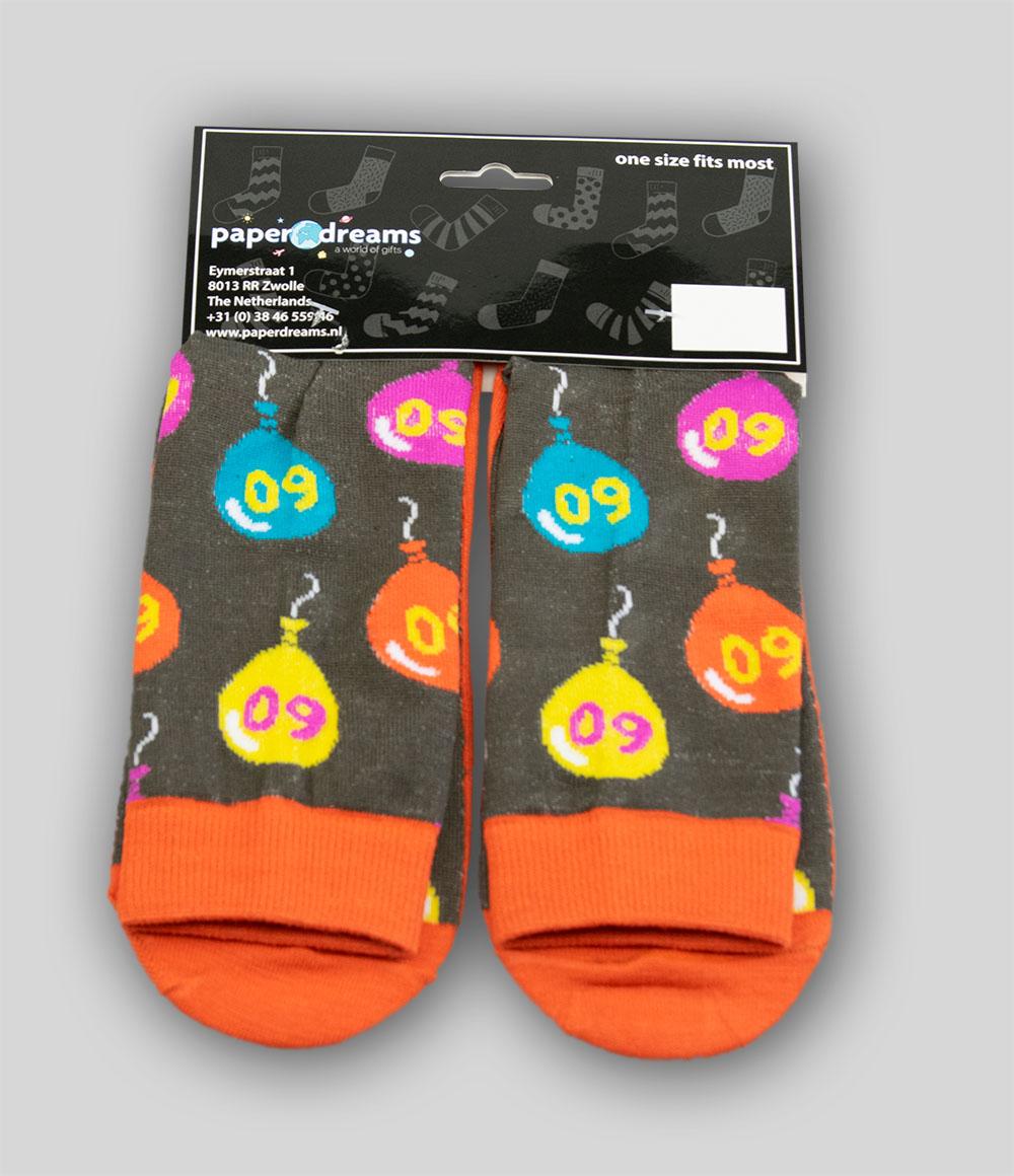 Funny Socks 60 jaar