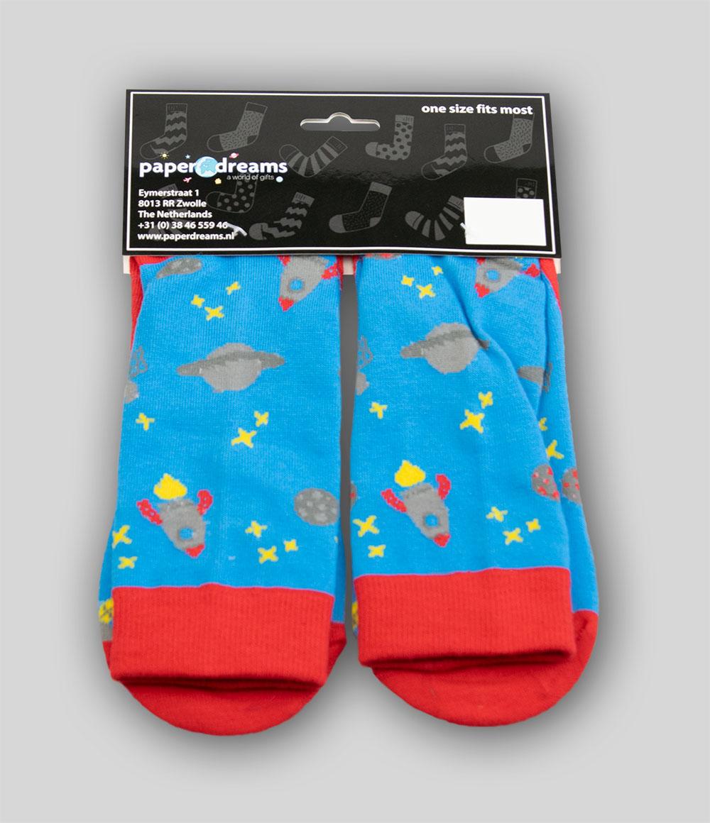 Funny Socks Papa slaapt!