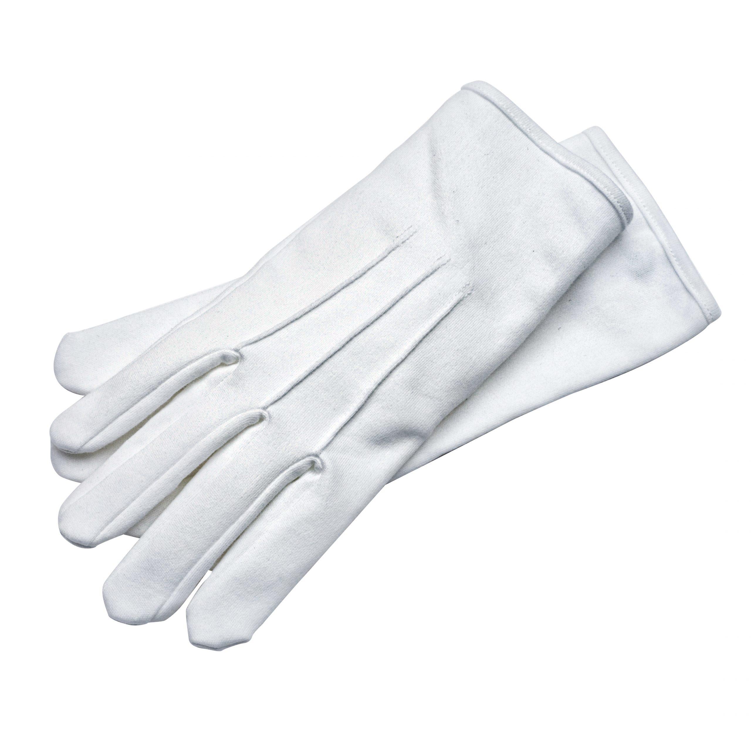 Handschoenen Sint Kort Wit