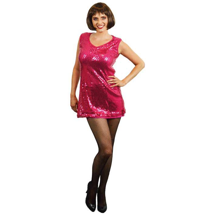 Jurkje Paillet Roze Dames