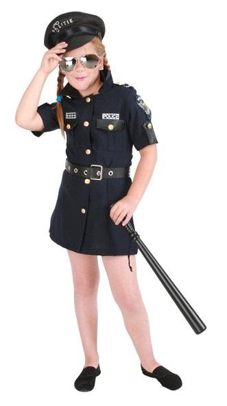 Jurkje Politie Meisje