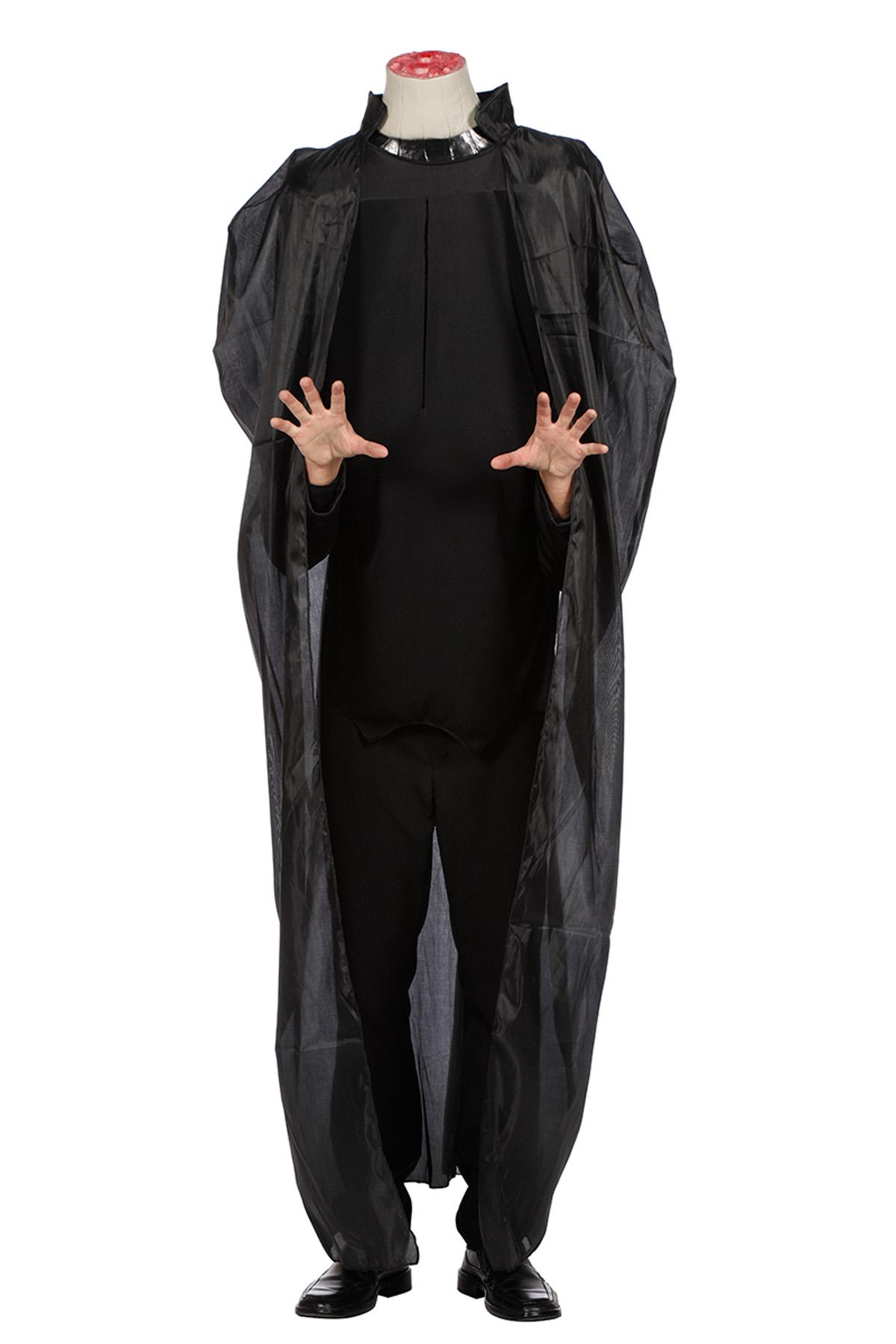 Kostuum Man Zonder Hoofd Volwassen One Size