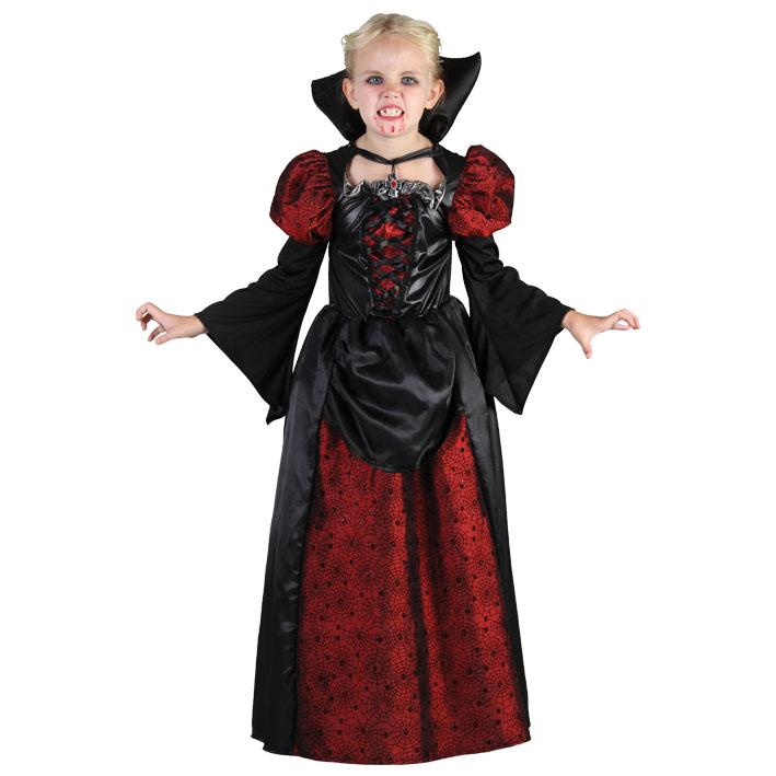 Kostuum Vampier Meisje