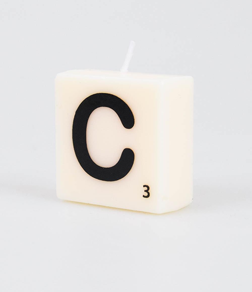 Letterkaarsje Letter-C