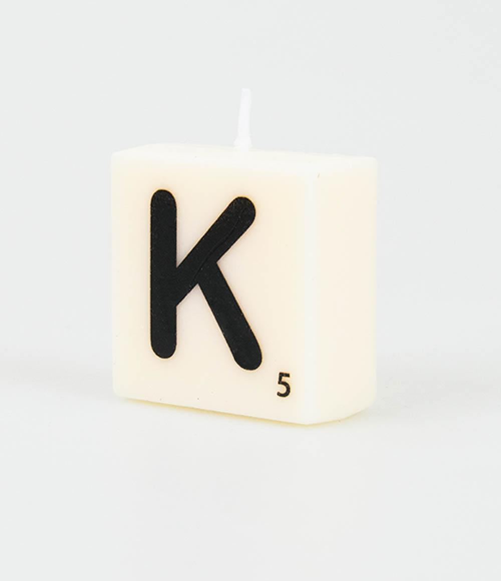 Letterkaarsje Letter-K