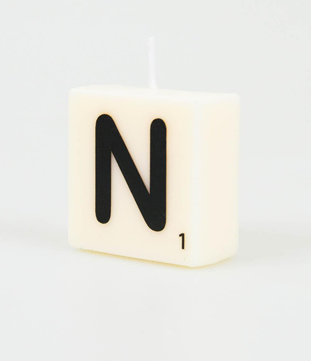 Letterkaarsje Letter-N