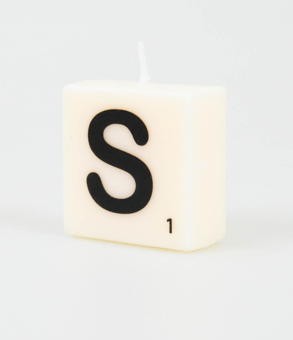 Letterkaarsje Letter-S