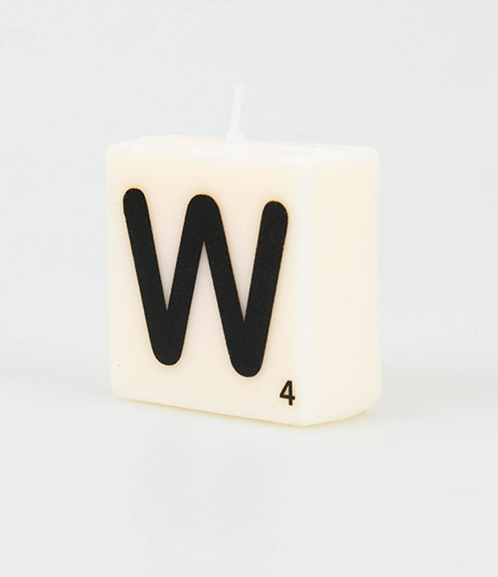 Letterkaarsje Letter-W