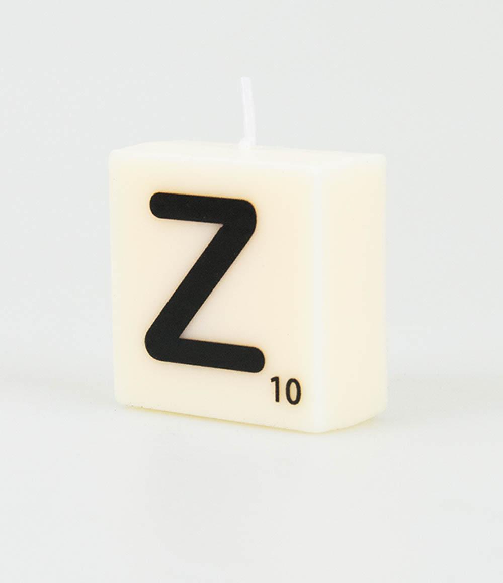 Letterkaarsje Letter-Z