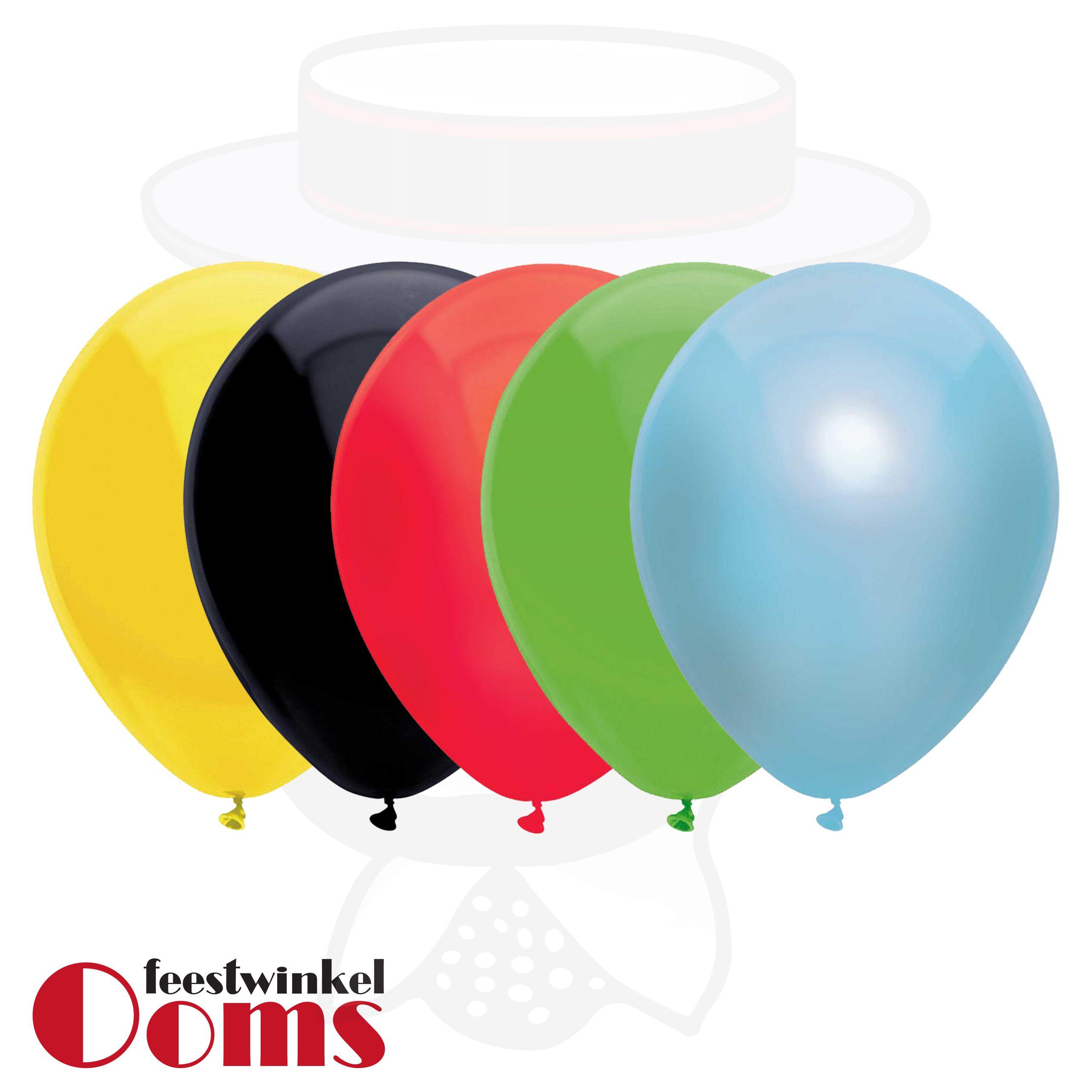 """25st Pastel Ballonnen Mickey Mouse 12"""""""