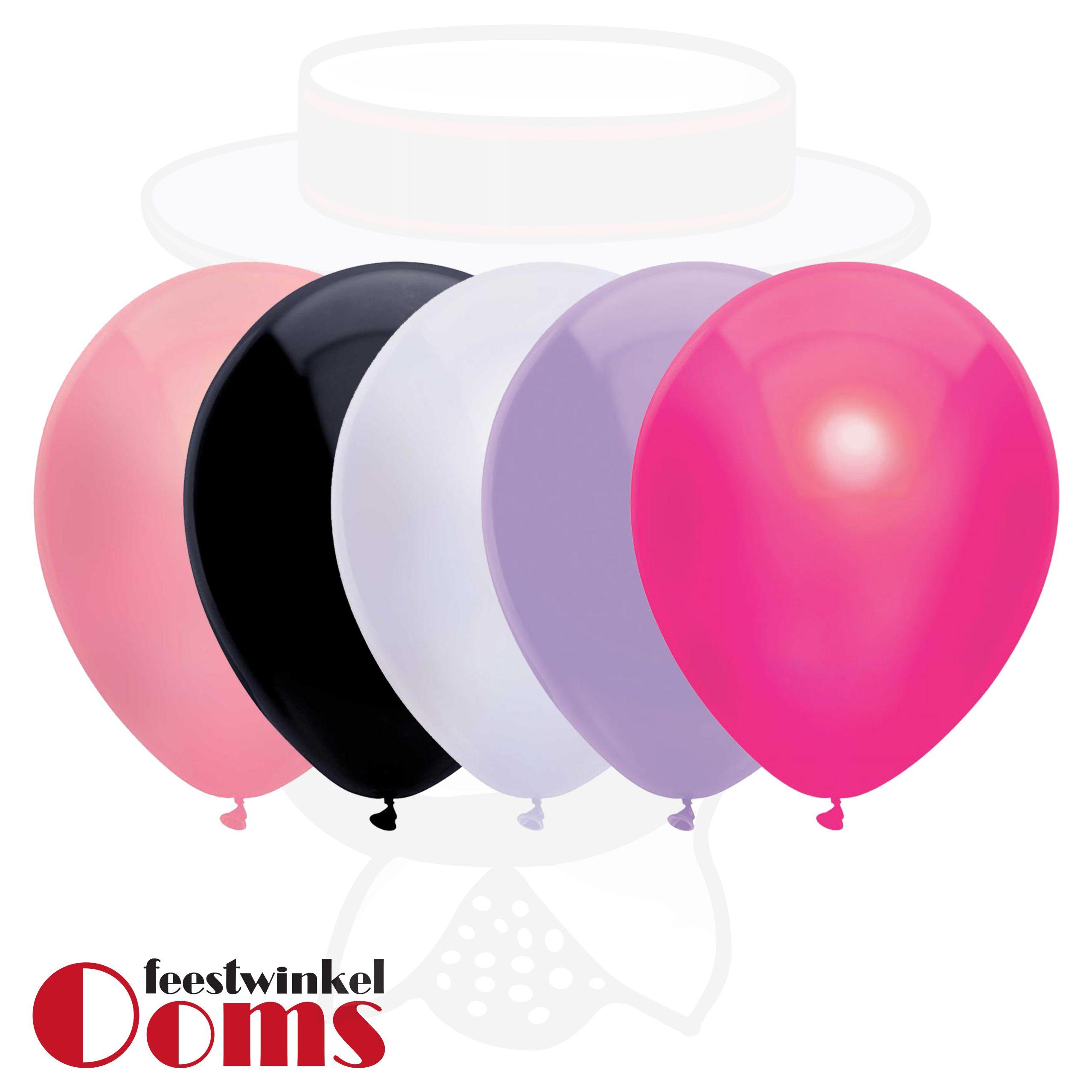"""25st Pastel Ballonnen Minnie Mouse 12"""""""