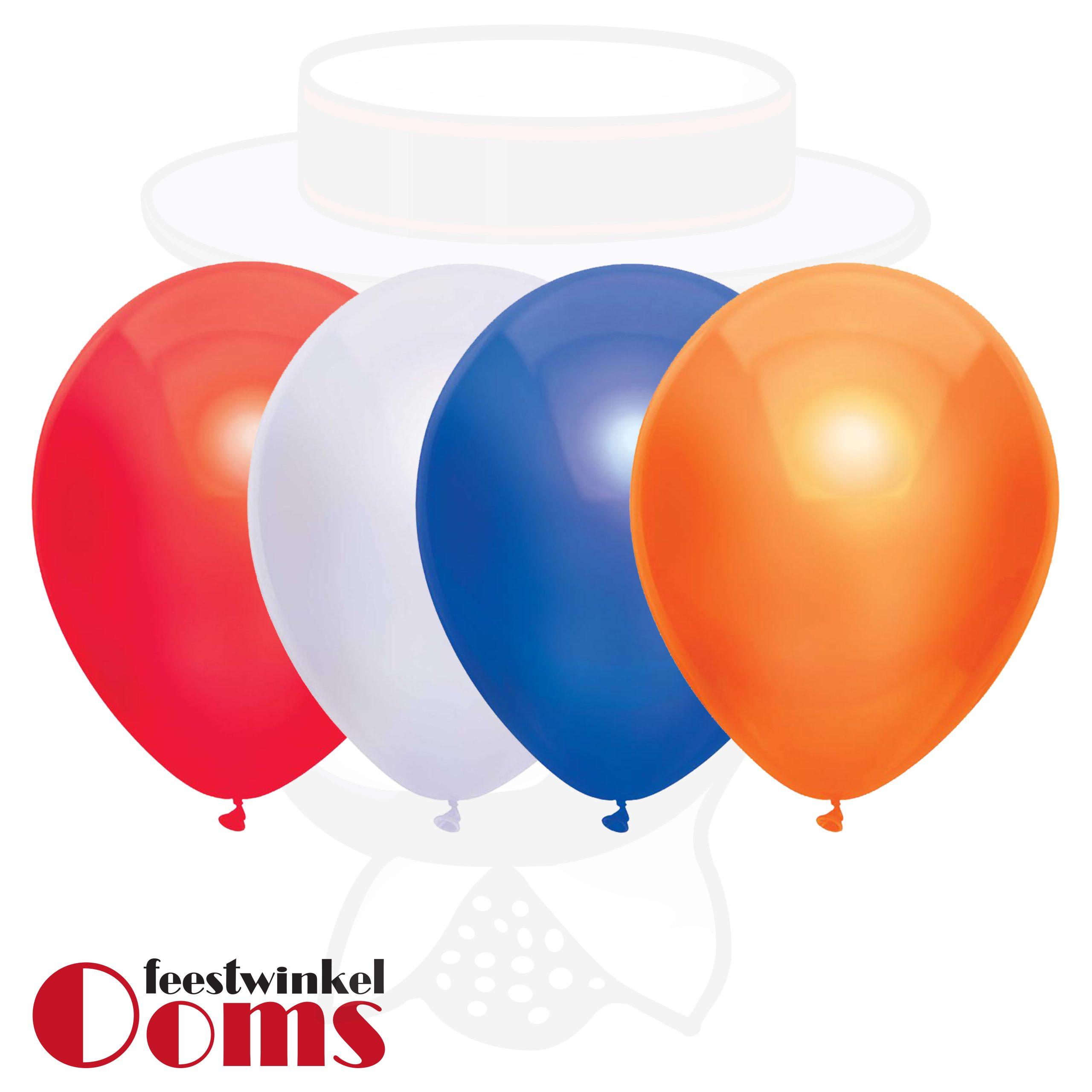 "20st Pastel Ballonnen Nederland 12"""