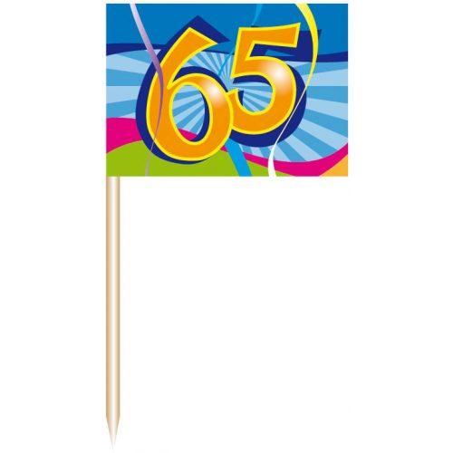 50st Prikkertjes 65jaar Swirls