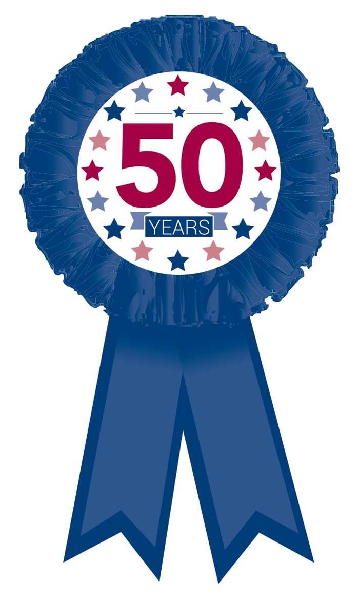 Rozet 50 Years Sterren