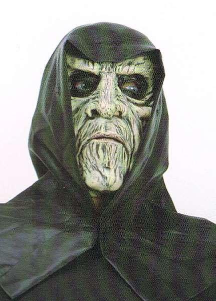 Rubber Masker Living Dead met Kap