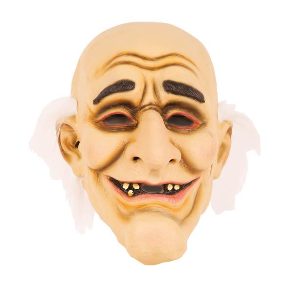 Rubber Masker Oude Man