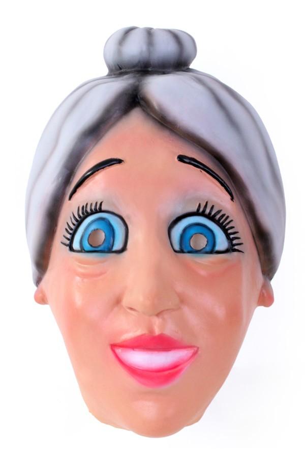 Rubber Masker Sarah Deluxe