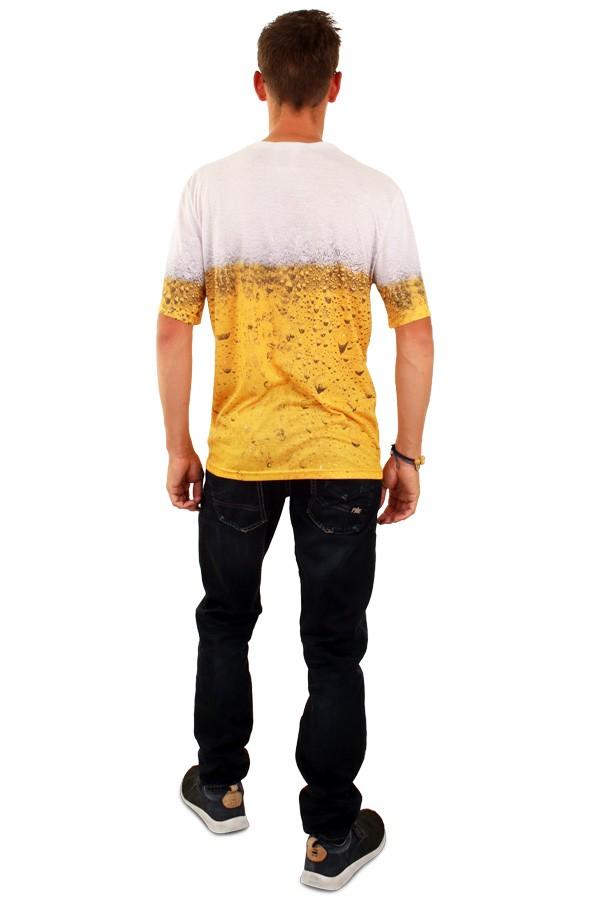 T-Shirt Bier Volwassen Unisex