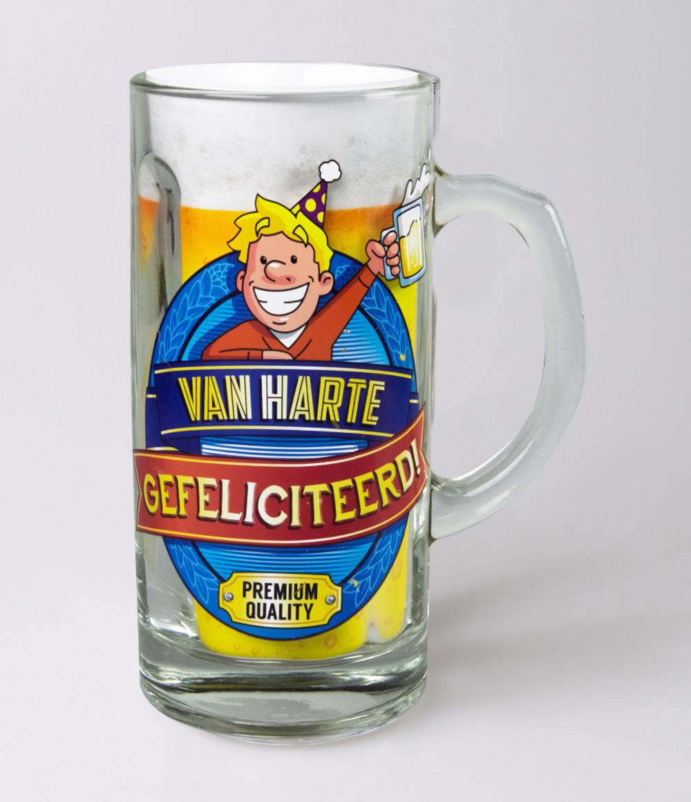 Bierpul Van Harte Gefeliciteerd