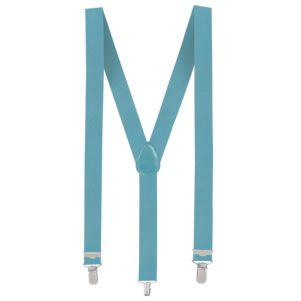 Bretels Licht Blauw Basic Verstelbaar 35mm