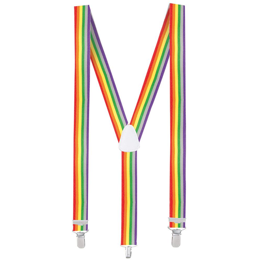 Bretels Regenboog Opdruk Verstelbaar 35mm
