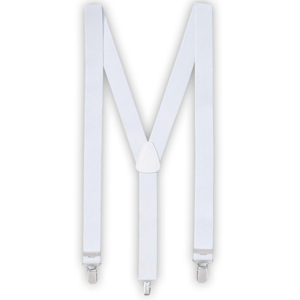 Bretels Wit Basic Verstelbaar 35mm