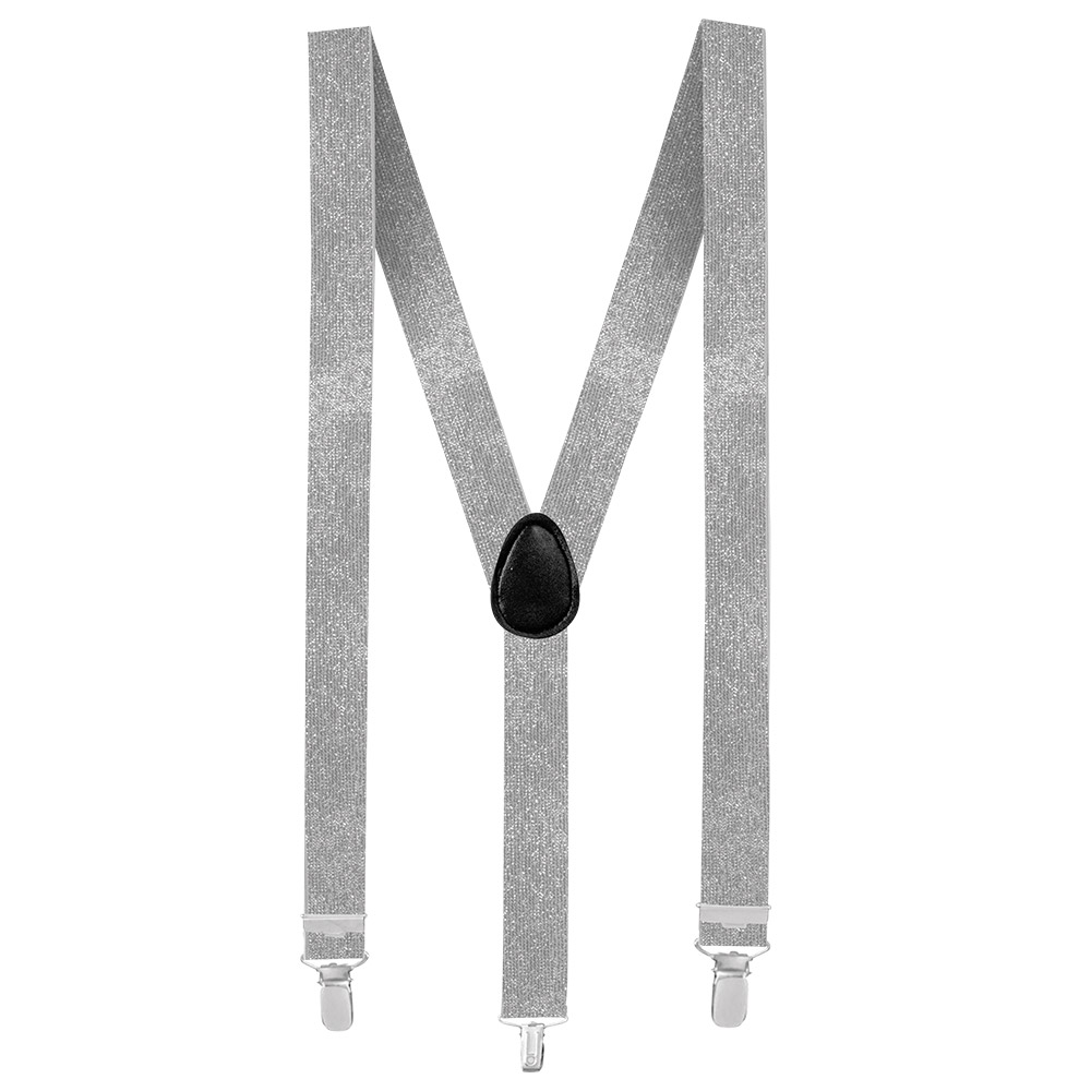 Bretels Zilver Basic Verstelbaar 35mm