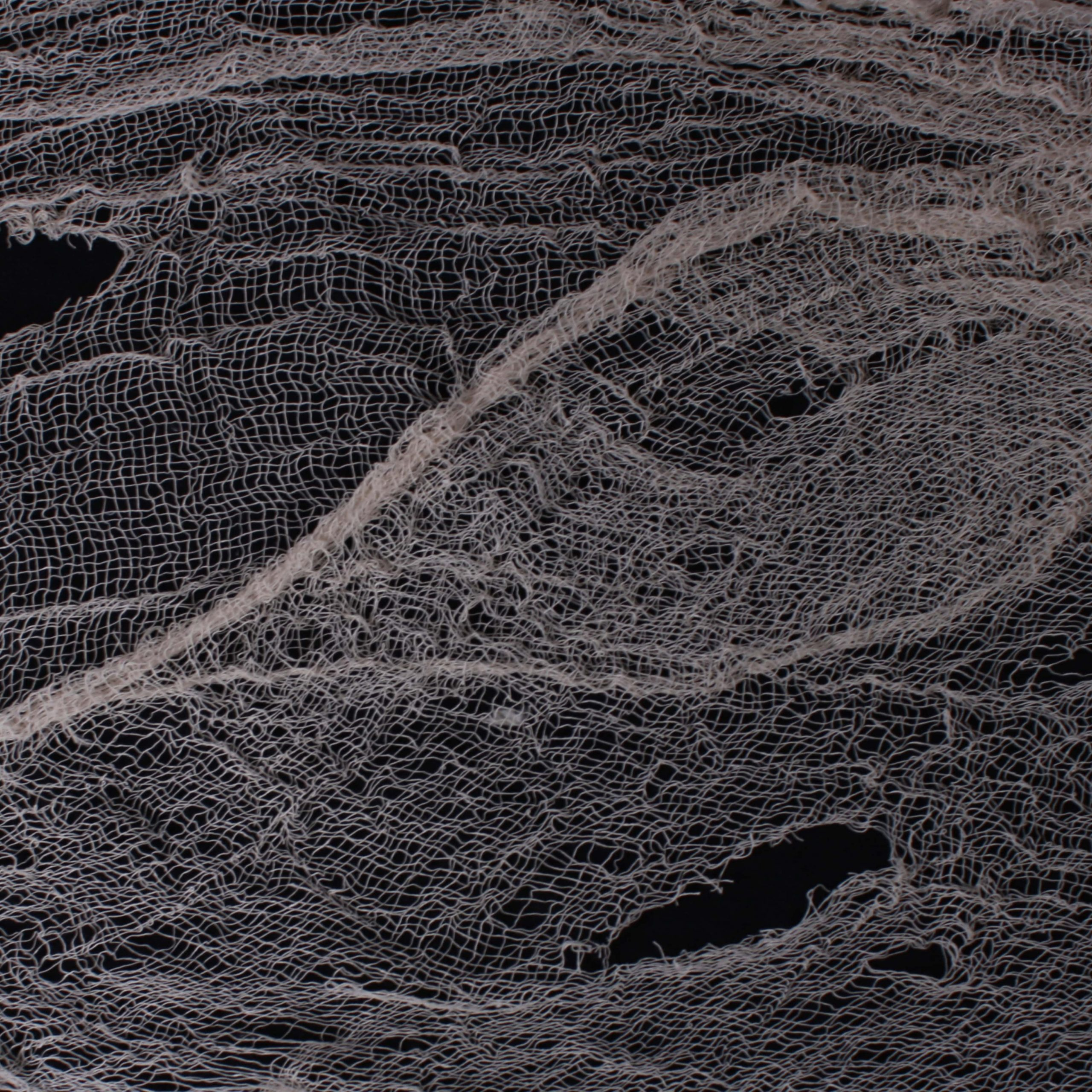 Decoratiestof Griezel Beige 250x50cm