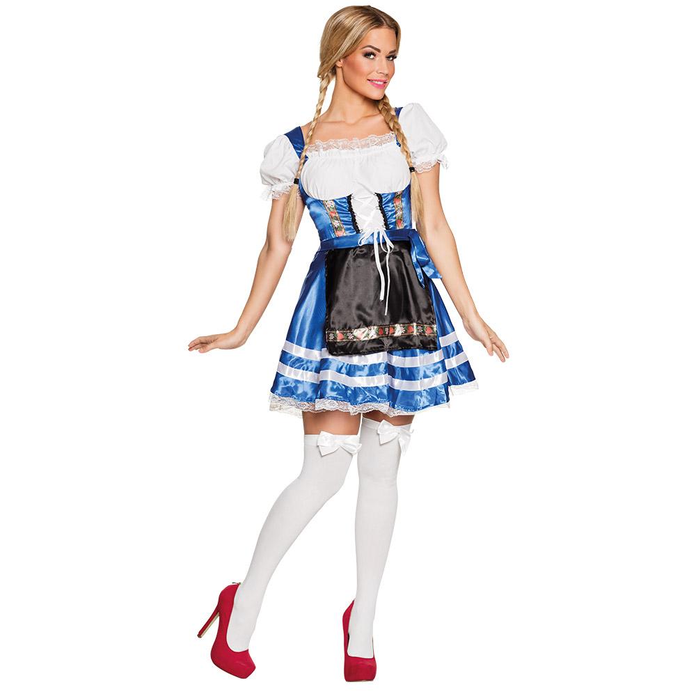 Jurkje Tirol Helena Blauw Dames