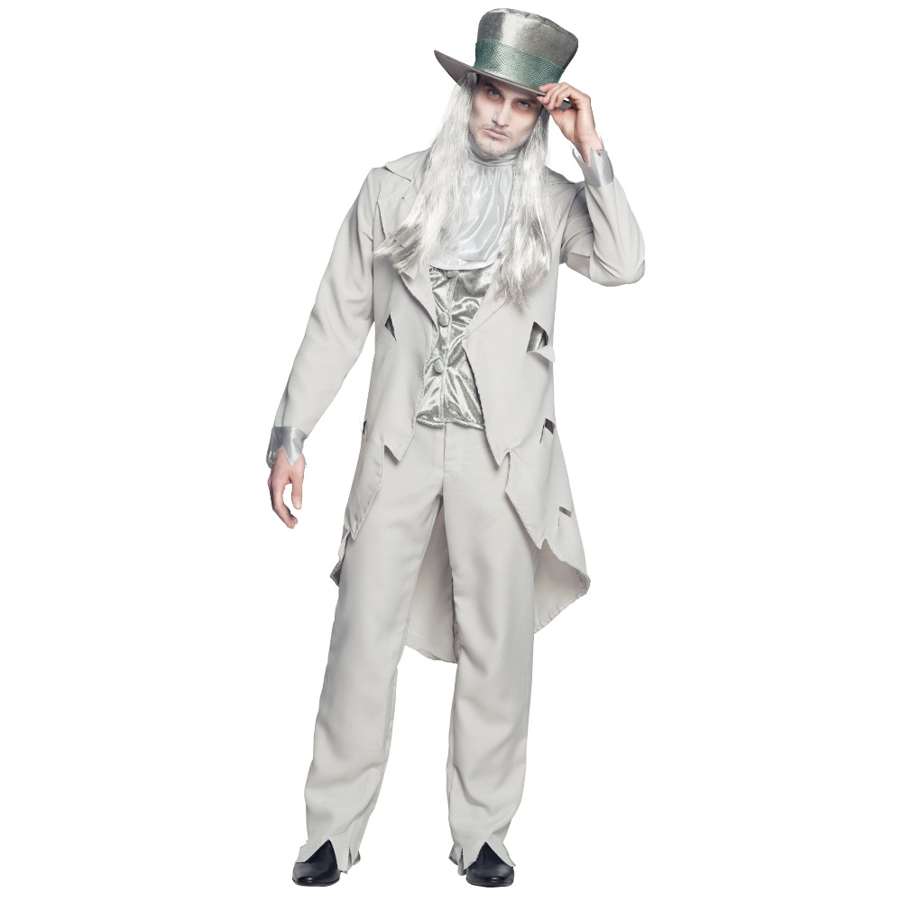 Kostuum Ghost Groom Heren