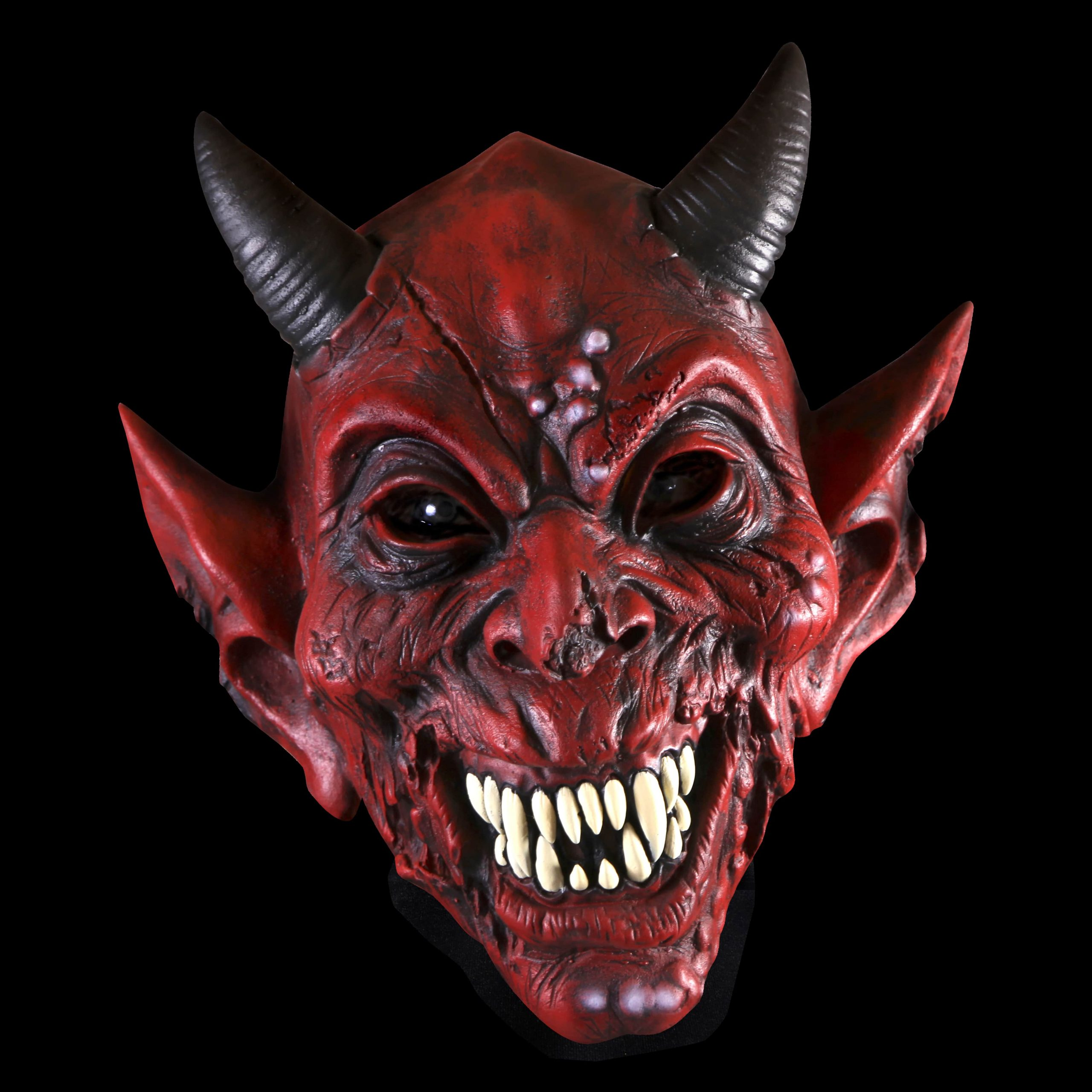 Rubber Masker Duivel El Diablo