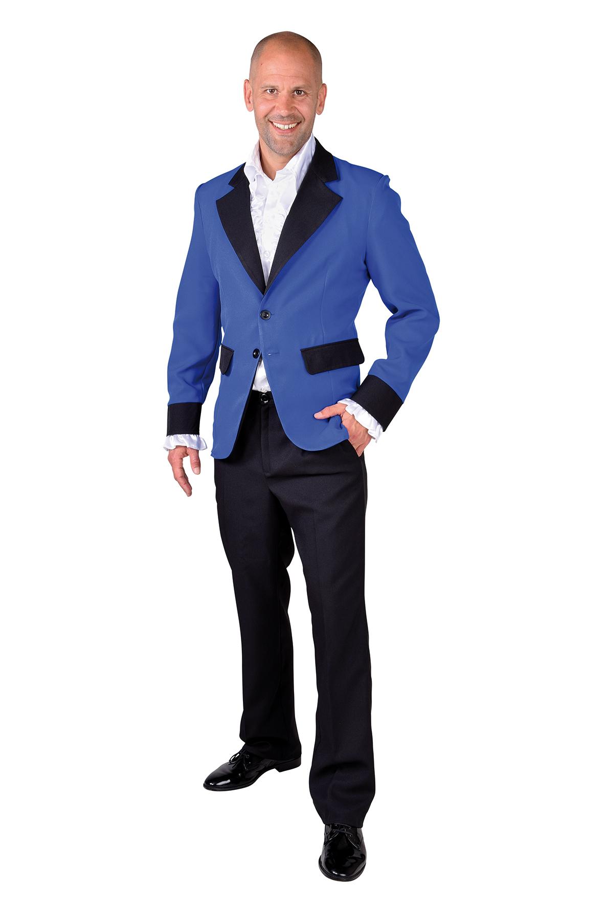 Colbert Basis Cobalt Blauw Heren