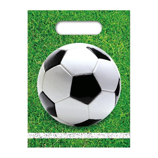 6st Feestzakjes Voetbal