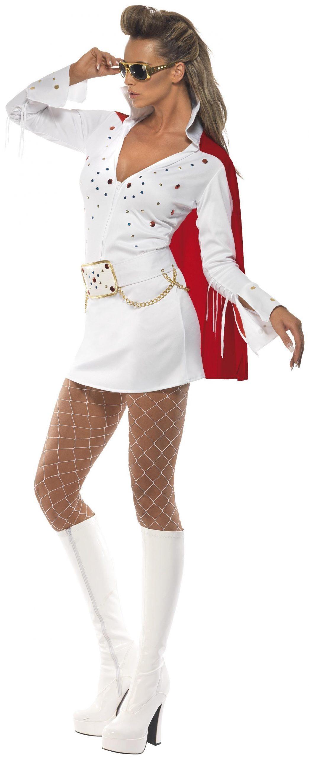 Jurkje Elvis Dames
