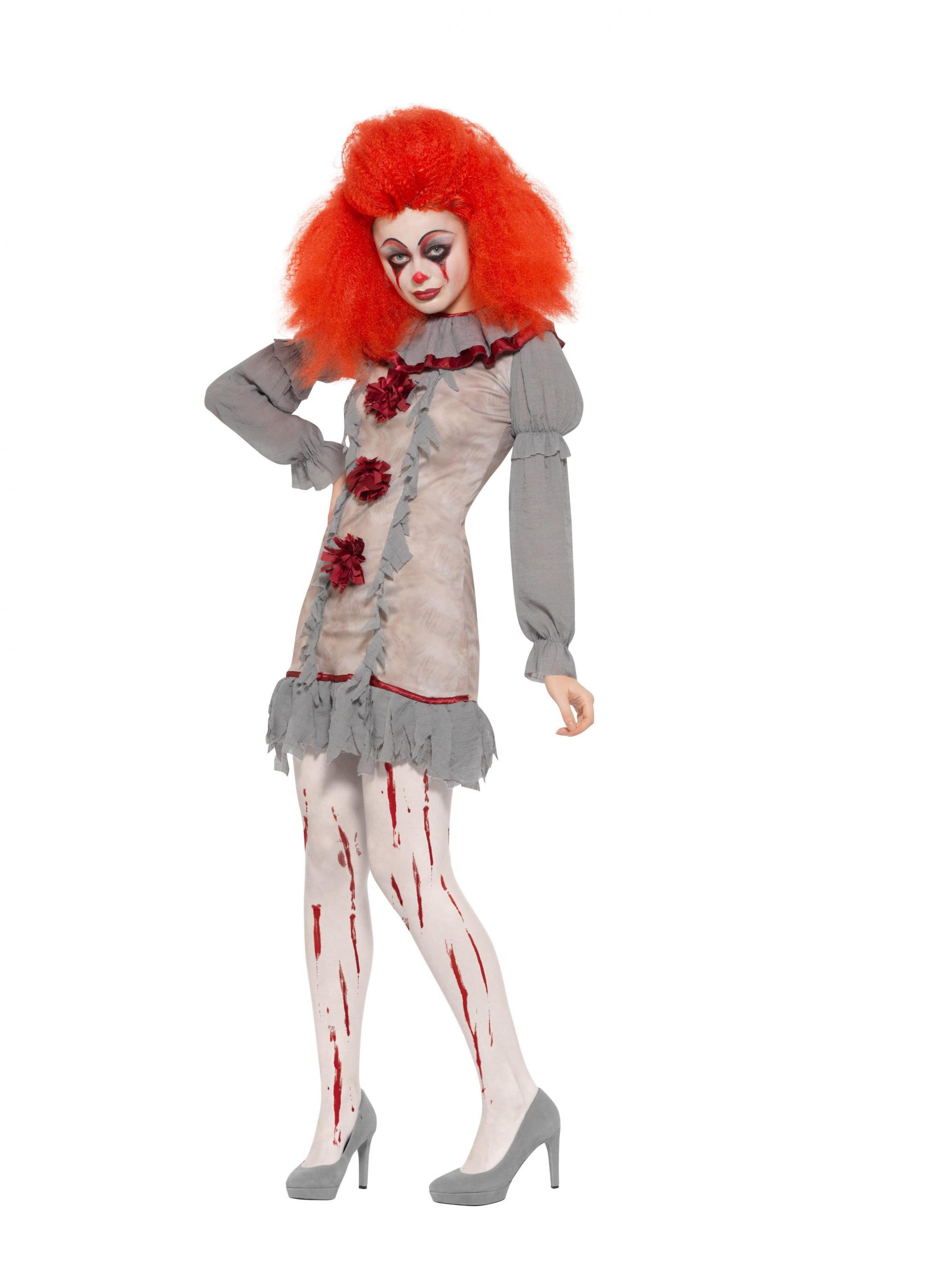 Jurkje Horror Clown It Dames