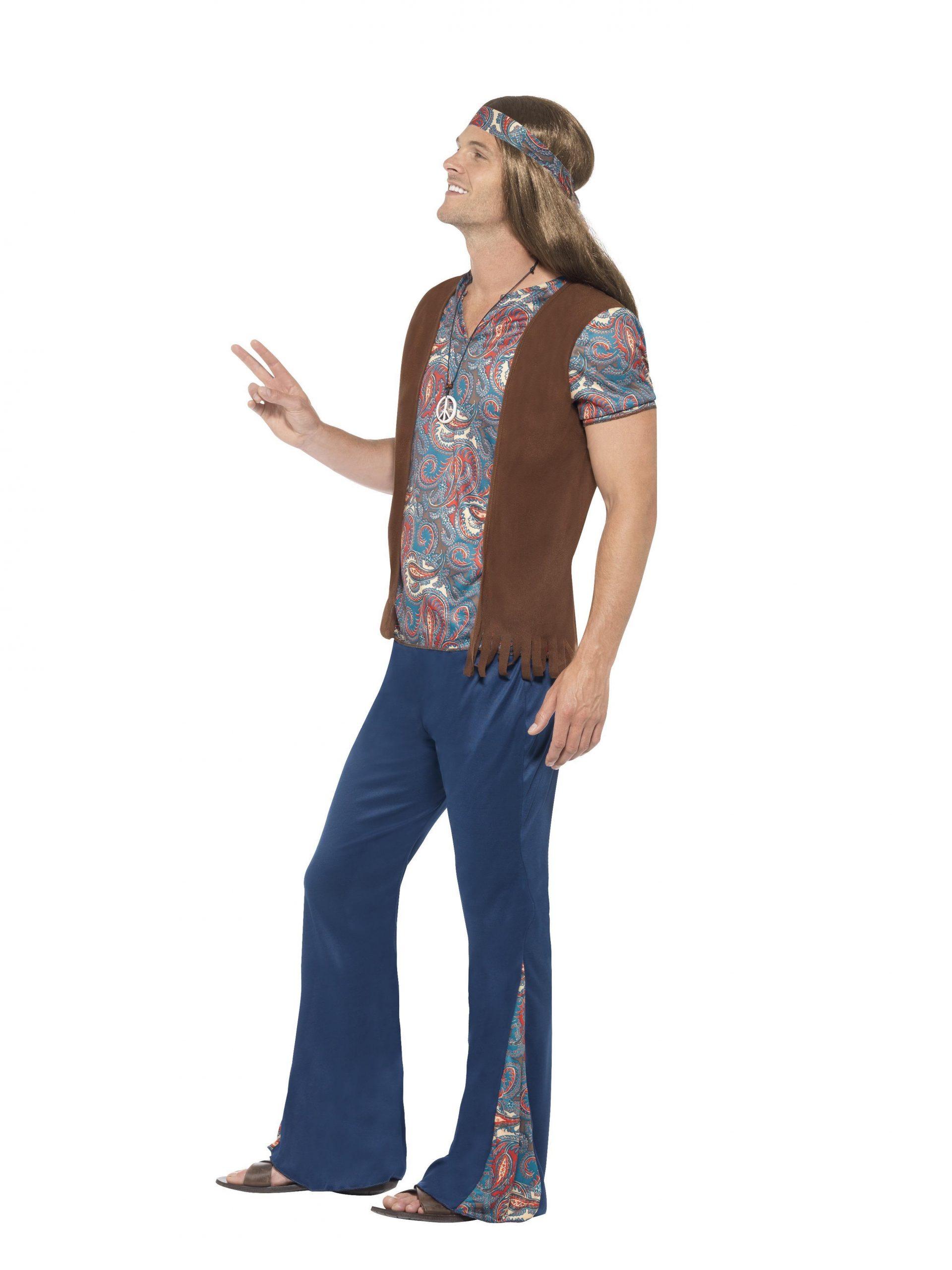 Kostuum Hippie Heren