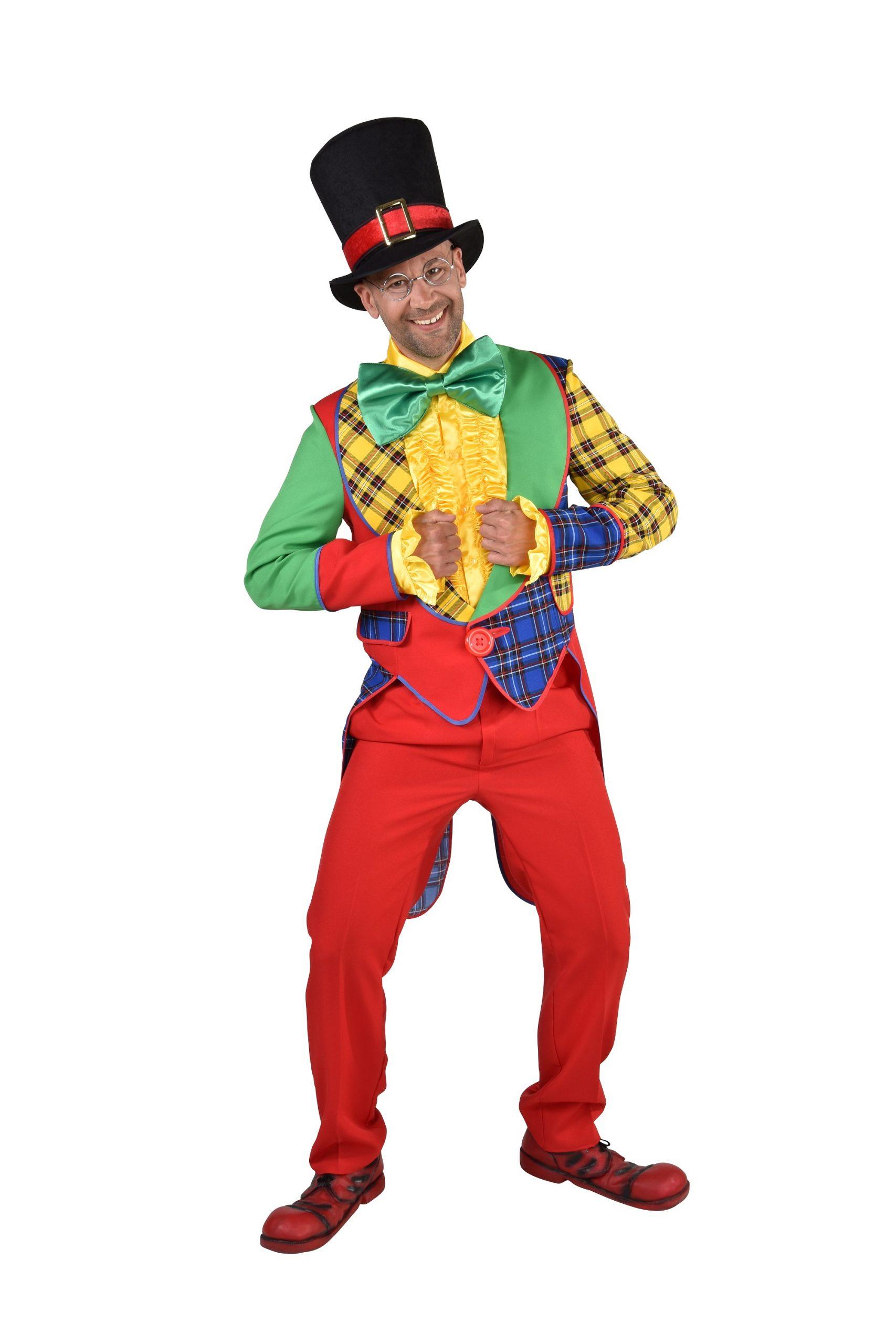 Slipjas Clown Volwassen
