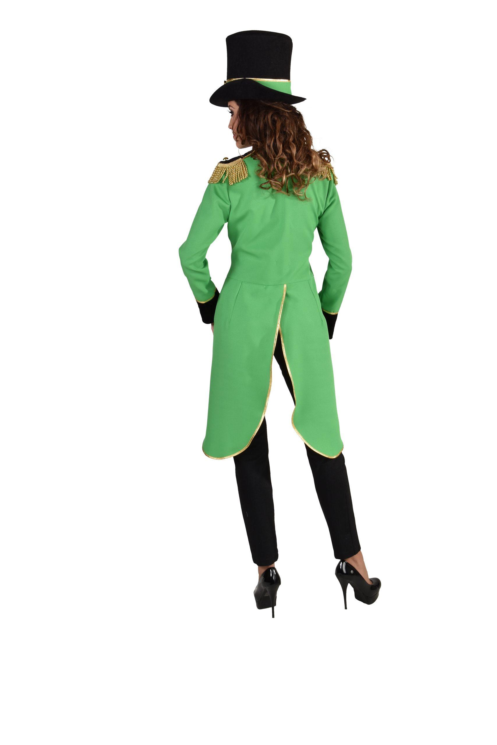 Slipjas St.Patrick's Day Groen Dames