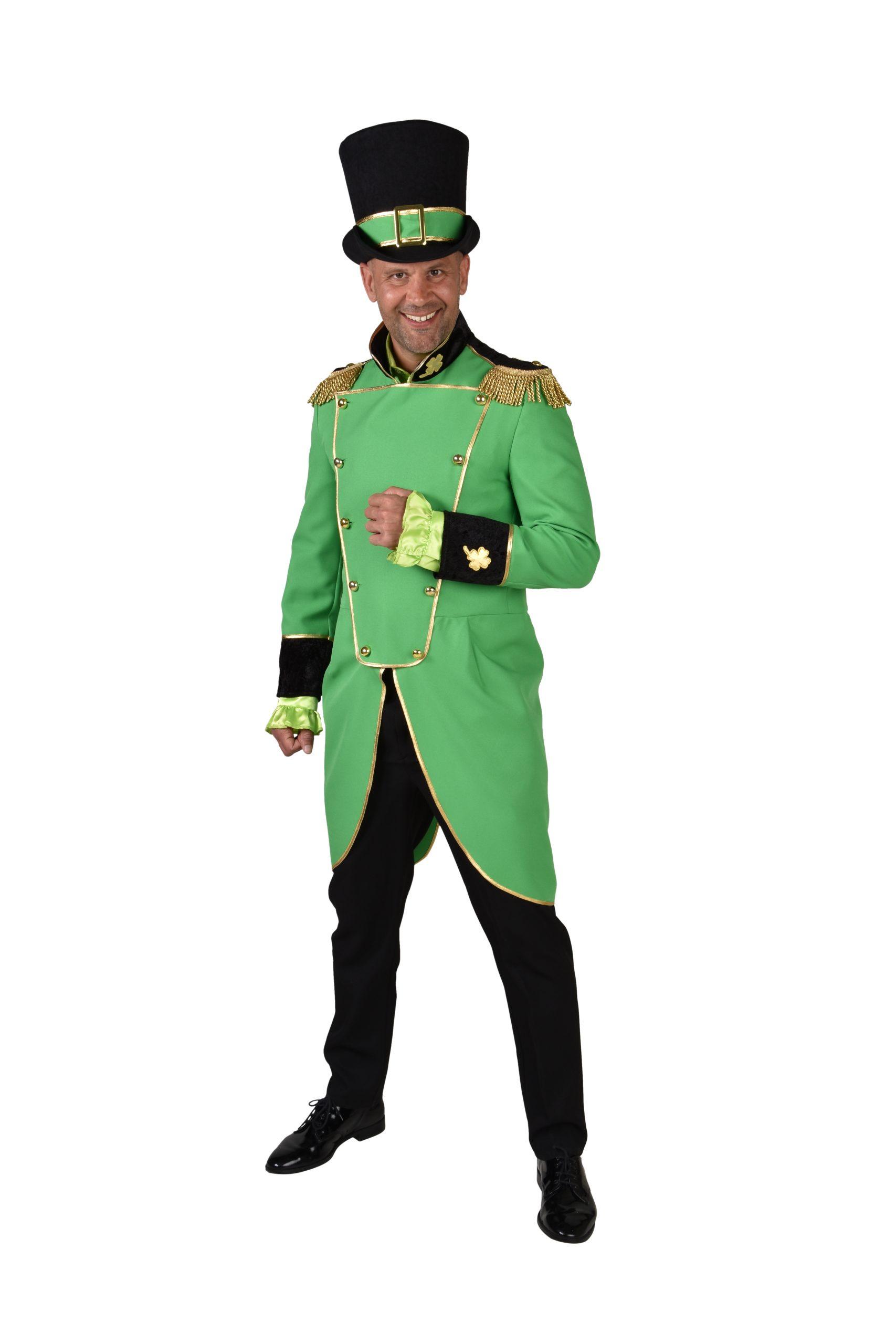 Slipjas St.Patrick's Day Groen Heren