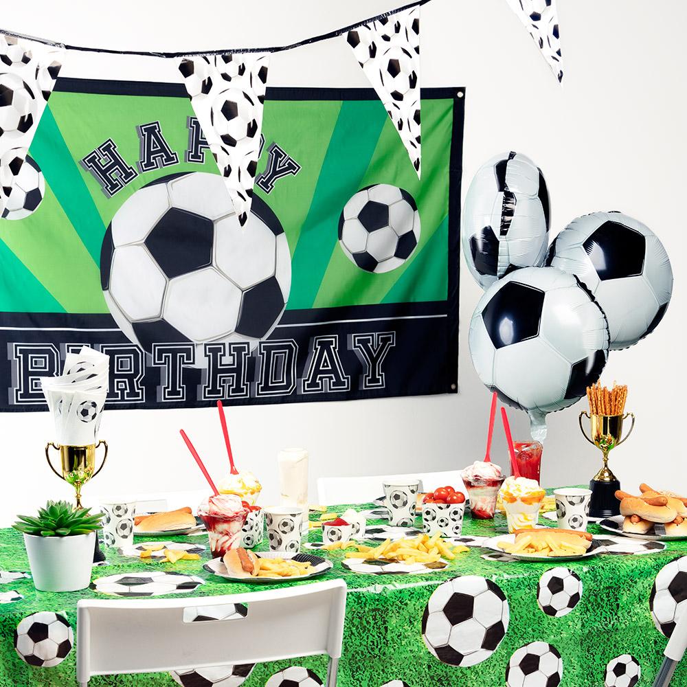 Tafelkleed Voetbal 120x180cm