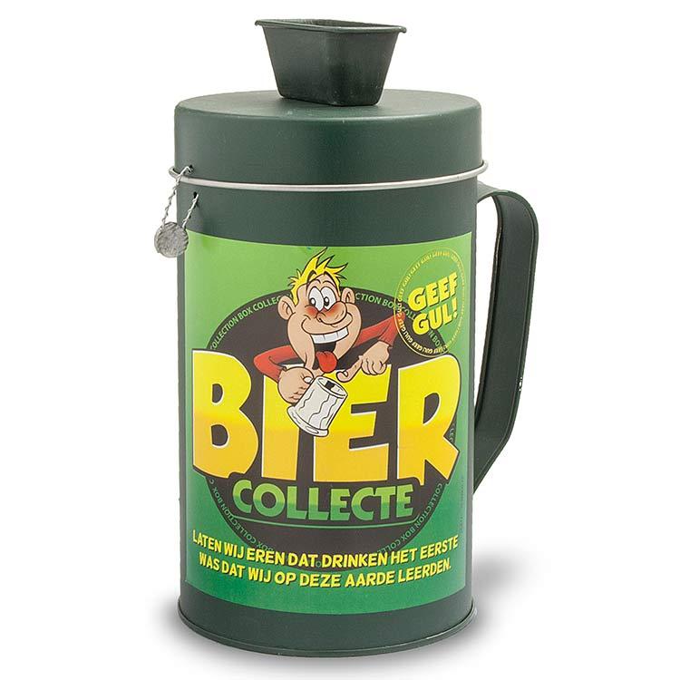 Collectebus Bier