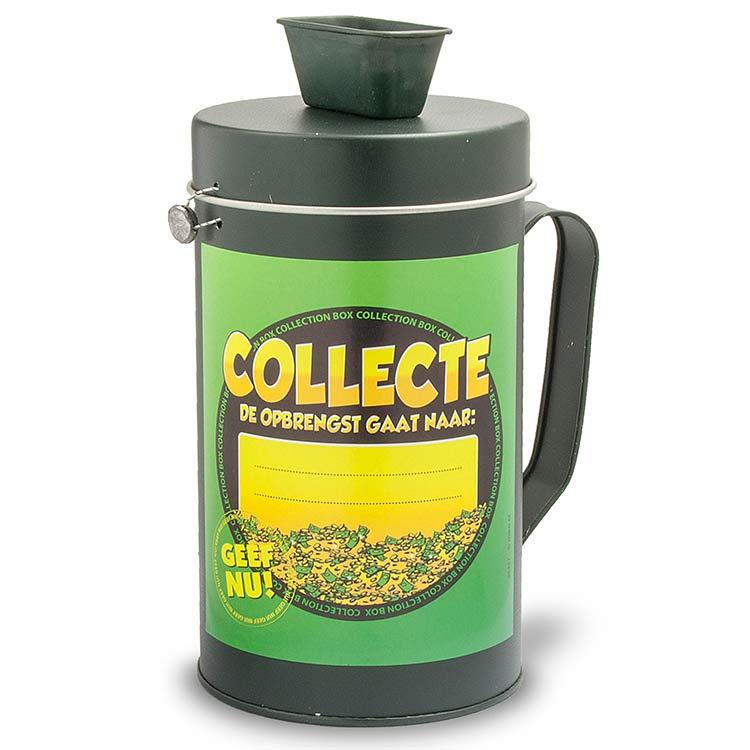 Collectebus Collecte Algemeen