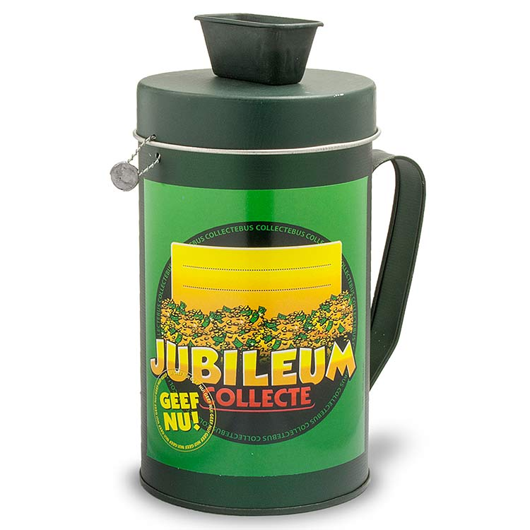 Collectebus Jubileum
