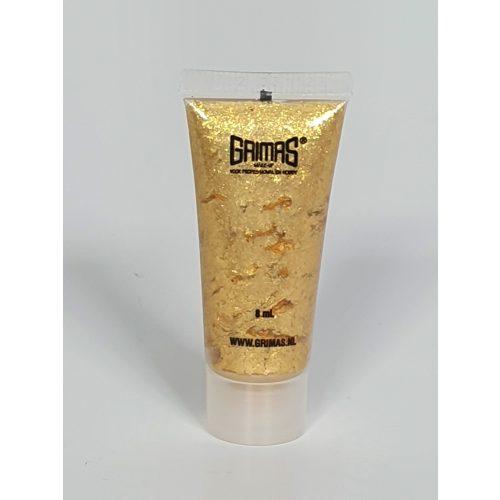 Grimas Shimmer Gel Goud-702 8ml
