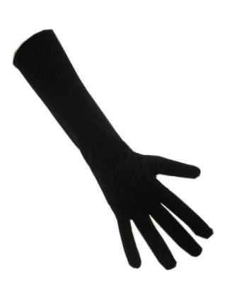 Handschoenen Luxe Stretch Zwart Dik
