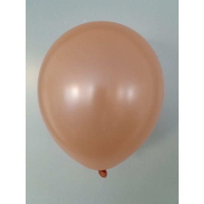 """100st Pearl Ballonnen 14"""" Roségoud-078"""