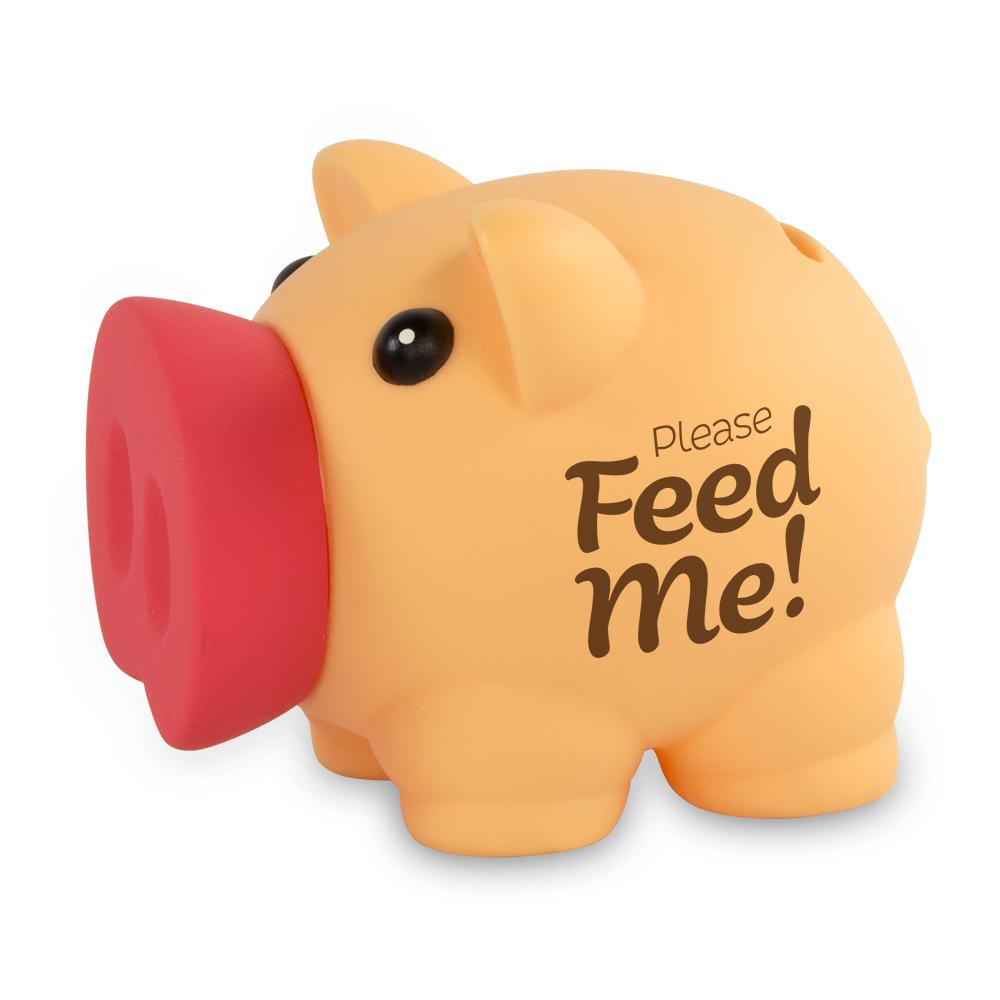 Spaarvarken Feed Me!