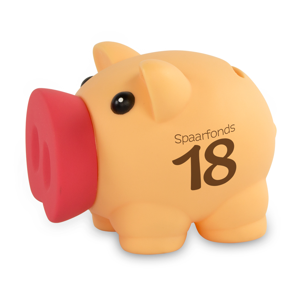 Spaarvarken Spaarfonds 18